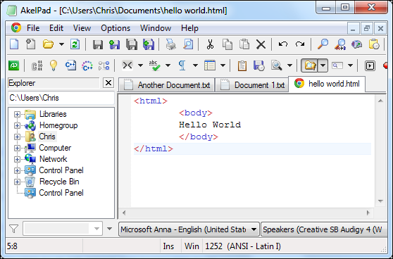 AkelPad vs Notepad Plus - Can It Even Compete As A Notepad Alternative? screenshot 10