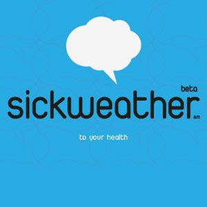 Sickweather (Beta) – A Social Health Network That Helps You Avoid Illnesses With The Help Of A Map