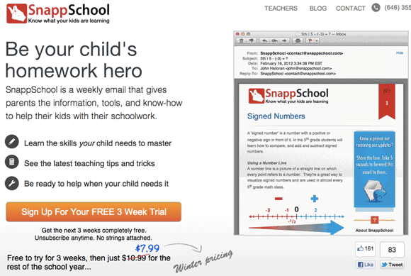 snappschool 3   Snappschool: Get Teaching Tips To Help Your Child With Homework