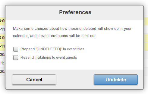 Oops, You Did It Again! How To Undelete Events From Google Calendar spanning undelete 6