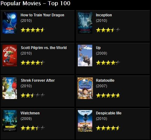 SuggestMeMovie: Get Instant Movie Suggestions Based On What You Are Looking For suggest movies3