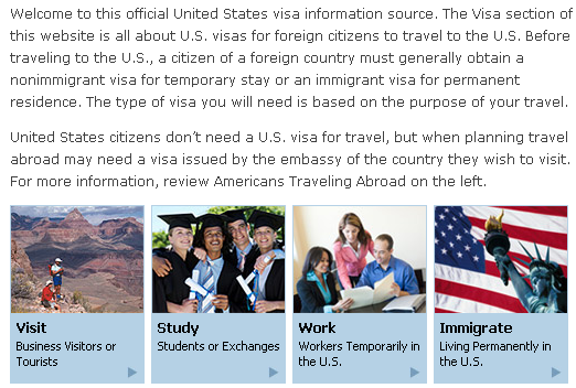 6 Most Useful US Government Websites For International Travelers travelstate visa