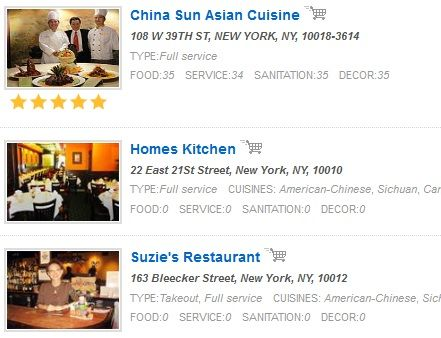 find chinese restaurant nearby