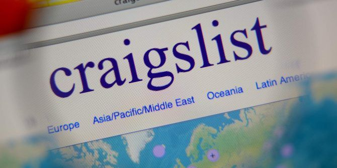 5 other sites like craigslist to buy sell used stuff for Buy and sell online sites