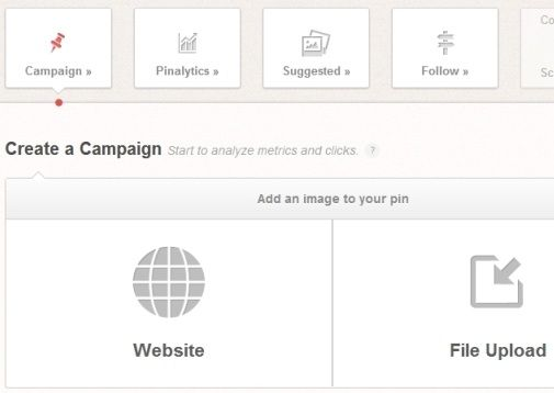 analytics for pinterest