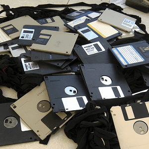 8 Of The Best Floppy Disk Drive Music Videos