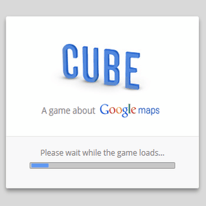 Improve Your Knowledge Of Google Maps With A Fun Game Called Google Cube
