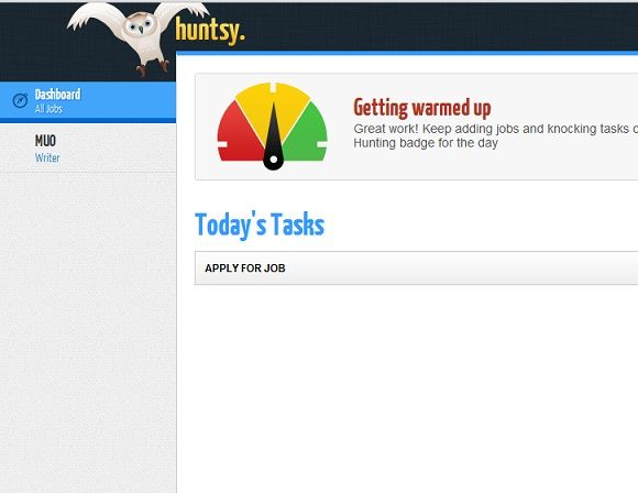 Huntsy   Huntsy: Organize & Keep Track Of Your Job Applications