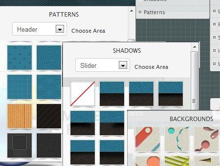 create wordpress themes
