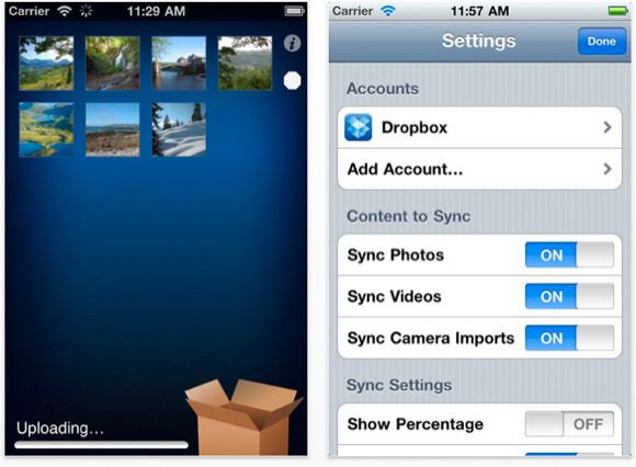 managing iphone photos
