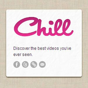 Is Chill A Pinterest Clone Or A Good Social Video Discovery Site?