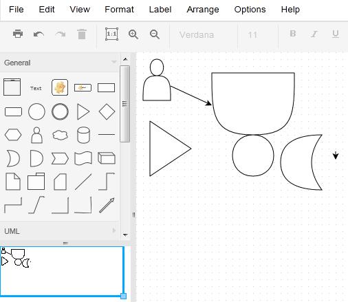 create various diagrams
