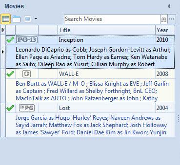 catalog dvd collection