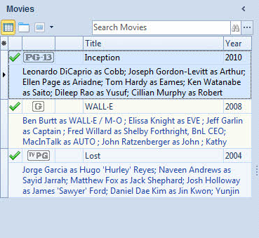 dvdchief2   DVDChief: Catalog Your DVD Collection Quickly & Easily