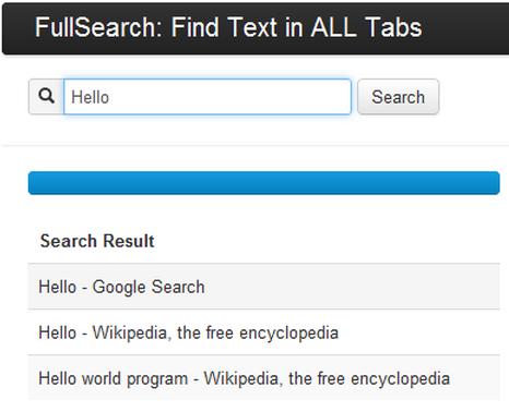 fullsearch