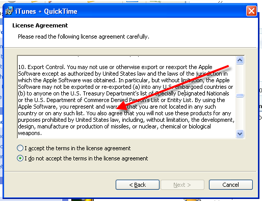 apple volume license agreement