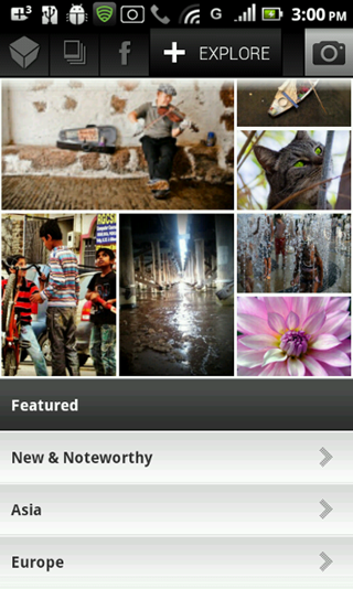 instagram alternative for iphone