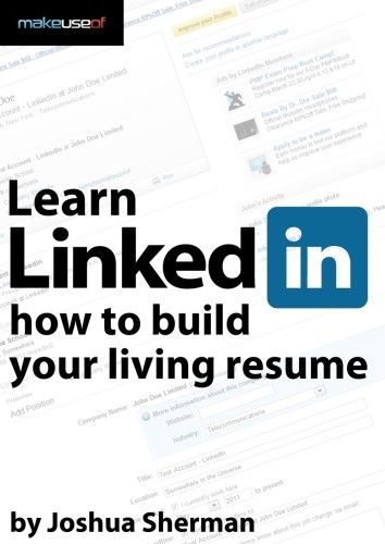 LinkedIn Guide: Build Your Living Resume