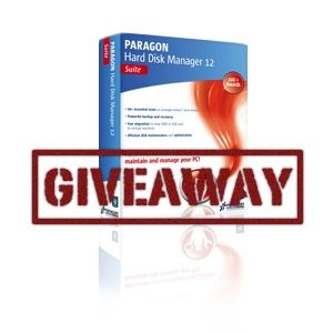 Paragon Hard Disk Manager 12 Suite: Complete Control Of Your Hard Drives [Giveaway]