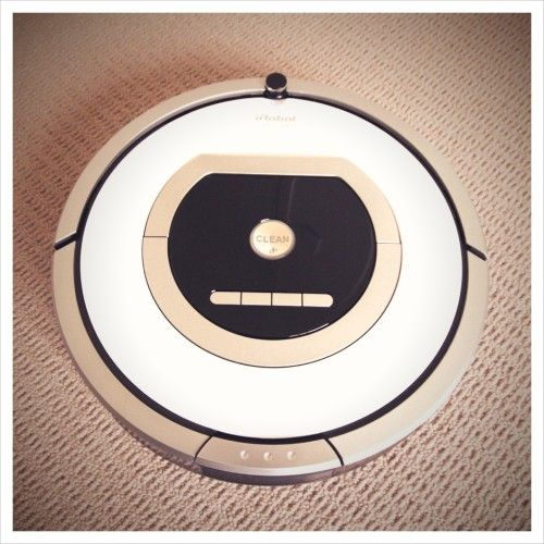 iRobot Roomba 760 Review and Giveaway