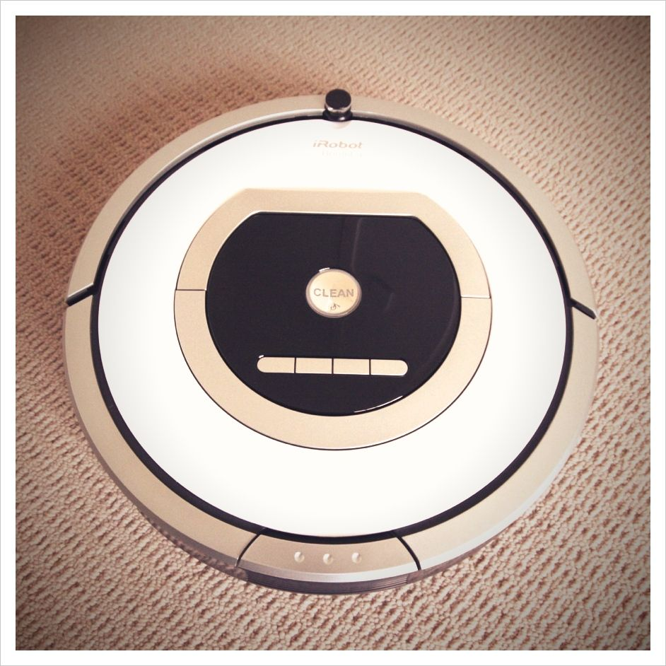 iRobot Roomba 760 Review and Giveaway roomba