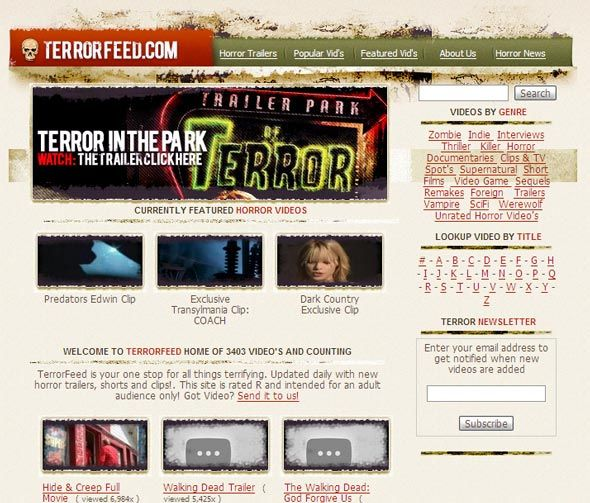 Top 8 Scary Websites To Spook Yourself and Your Friends