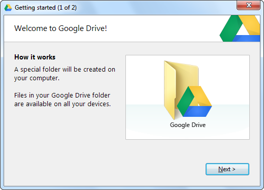 A Look At Google Drive Google S Long Awaited Cloud Storage Service