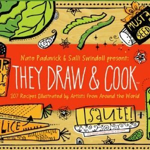 They Draw & Cook: A Fantastic Way to Browse Recipes & View Great Digital Artwork