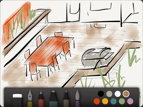 sketchbook app