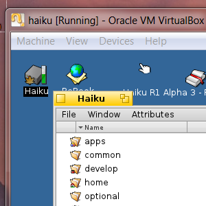 virtualbox images