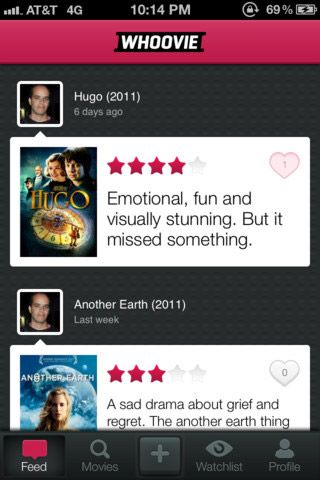 short movie reviews