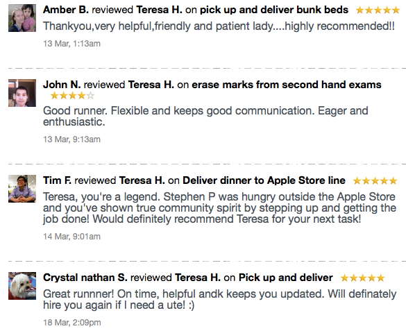 Get Someone Else To Do Your Odd Jobs With Airtasker Airtasker Reviews