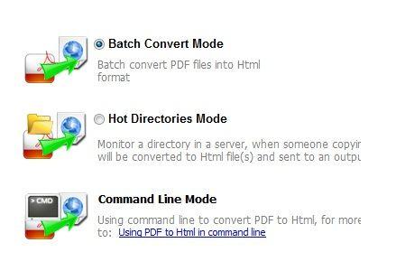 batch convert pdf files