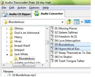 audio-transcoder