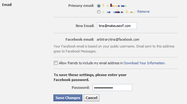 how to secure facebook page