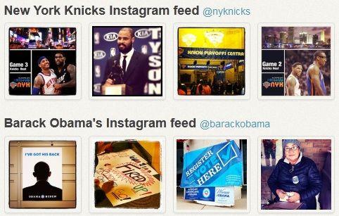 Feed   SnapWidget: Embed Instagram Galleries Into Your Website