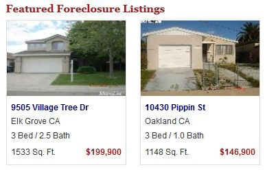 foreclosure listings online