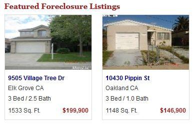 foreclosure listings online