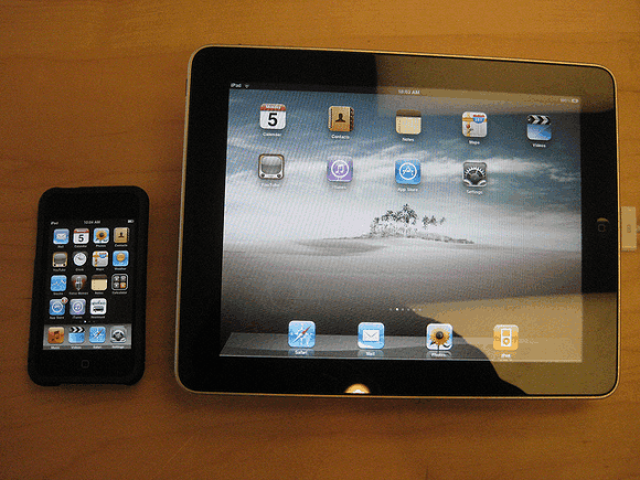 Why Apple Should Release A Mini iPad [Opinion] Mini iPad