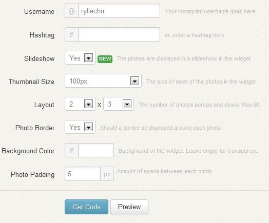 Register   SnapWidget: Embed Instagram Galleries Into Your Website