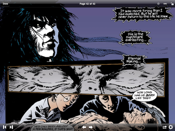 Enjoy Your Comic Books With ComicBookLover [Mac & iOS] comicbooklover ipad2