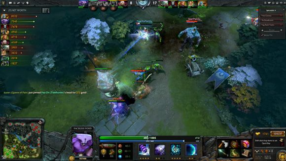 What Is Dota 2 & Why Should You Care? dota2 screenshot new hud