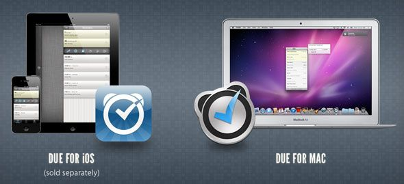 Due: The Reminder & Timer App You've Always Wanted [OSX & iOS] due versions