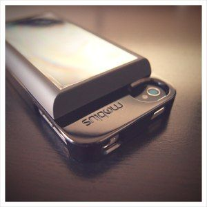 Eton Mobius Solar Panel iPhone 4 Case Review and Giveaway