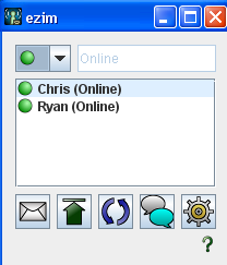 Set Up A Quick IM System On Your Intranet With EZIM ezim3