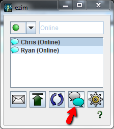 Set Up A Quick IM System On Your Intranet With EZIM ezim4