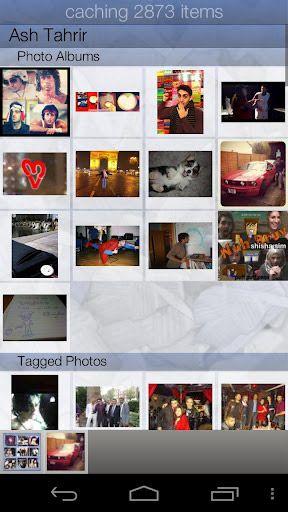 download friends facebook photos