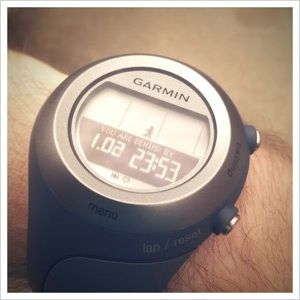 Garmin Forerunner 405CX Review and Giveaway