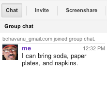 meetings on google