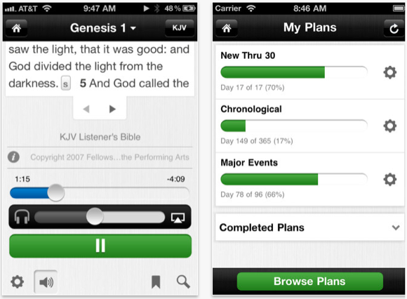 Free Holy Bible App Downloaded To Over 50 Million Mobile Devices